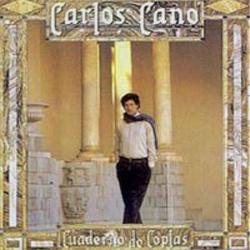 Portada de Cuaderno de coplas, 1985 | carloscano.es