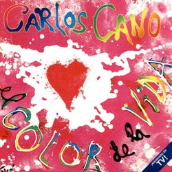 Portada de El color de la vida, 1996 | carloscano.es