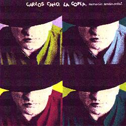 Portada de La copla; memoria sentimental, 1999 | carloscano.es