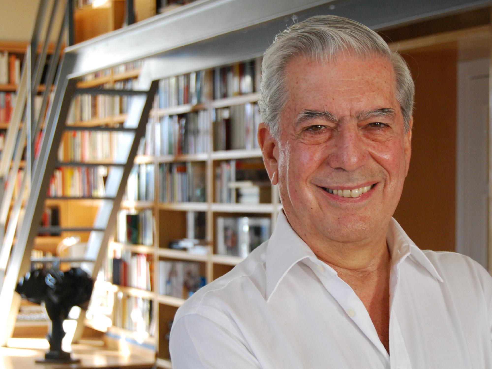 Mario Vargas Llosa | carloscano.es