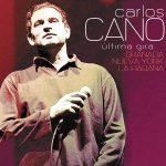 Portada de Última gira, de Carlos Cano
