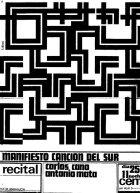 Manifiesto Canción de Sur - Carlos Cano y Antonio Mata