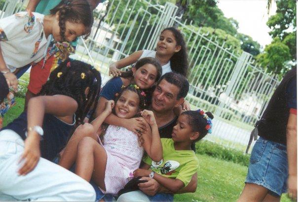 Carlos Cano en Cuba