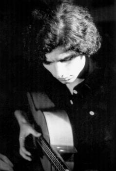 Carlos Cano en 1971 | carloscano.es