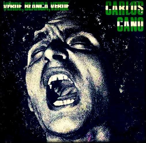 Portada del single de A duras penas, 1976 | carloscano.es