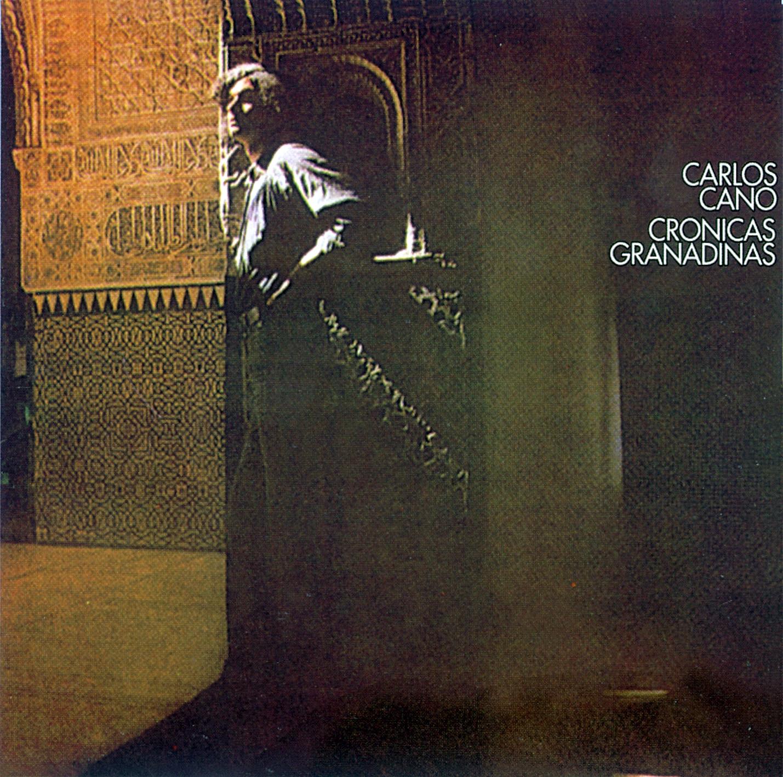 Portada de Crónicas granadinas | carloscano.es