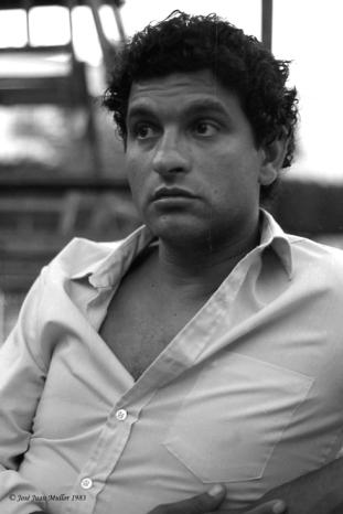 Carlos Cano en Cuba, 1983. Foto de Juan José Mullor   carloscano.es