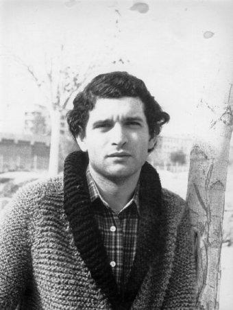 Carlos Cano en la Vega, 1974   carloscano.es