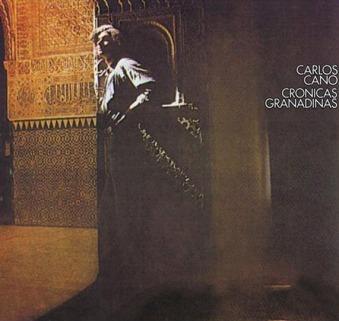 Portada de Crónicas granadinas, 1978   carloscano.es