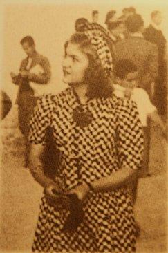 Foto de Dolores Fernández, madre de Javier, María José y Carlos Cano   carloscano.es