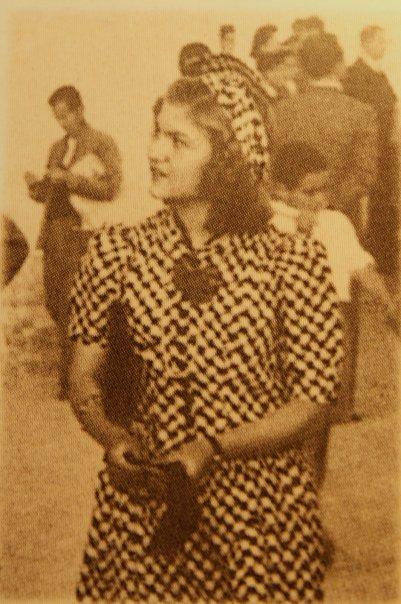 Foto de Dolores Fernández, madre de Javier, María José y Carlos Cano | carloscano.es