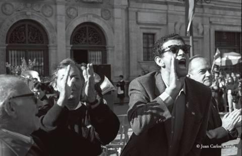 Carlos Cano y Salvador Távora | carloscano.es