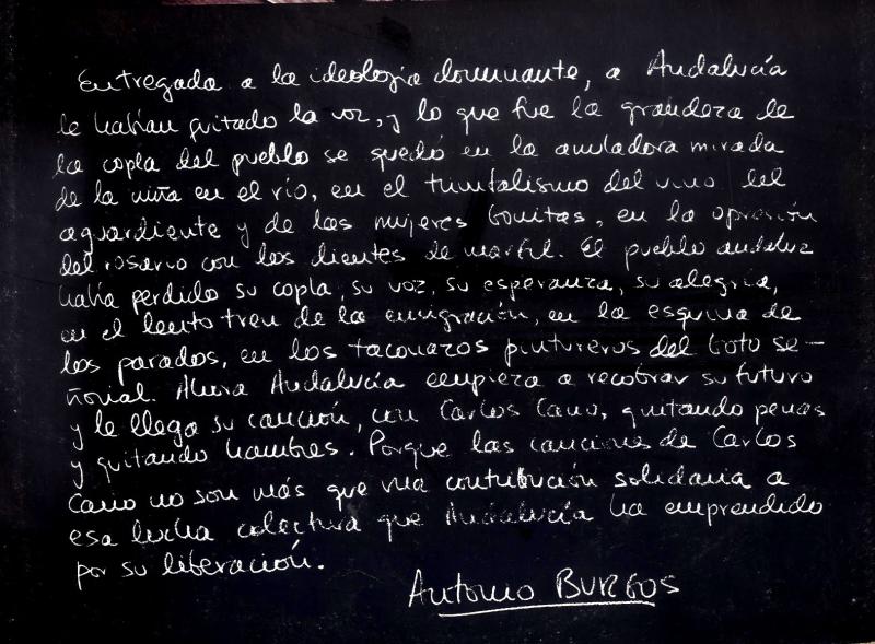 Texto interior en A duras penas por Antonio Burgos | carloscano.es