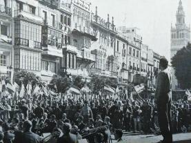 Carlos Cano durante el 4 de diciembre de 1993   carloscano.es