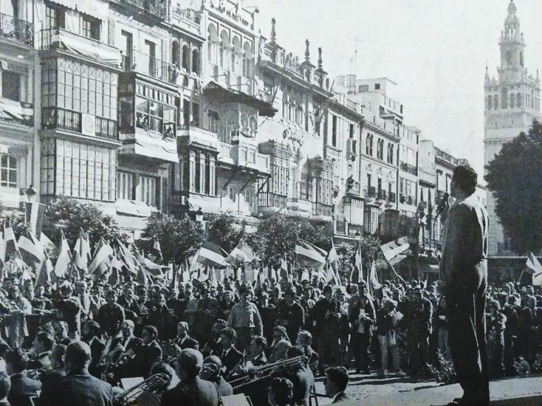 4 de diciembre Sevilla 1993