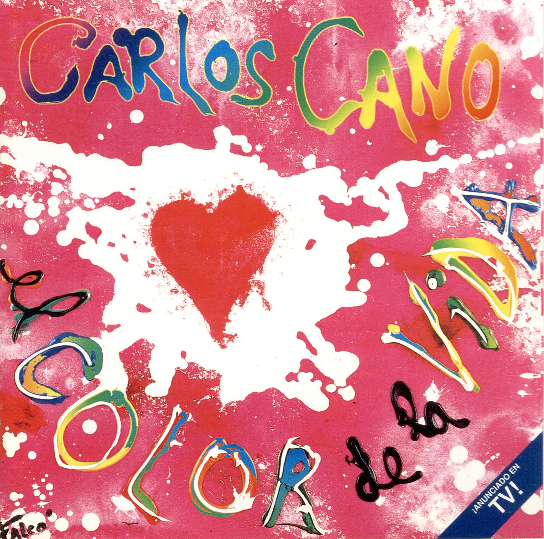 Portada de El color de la vida | carloscano.es