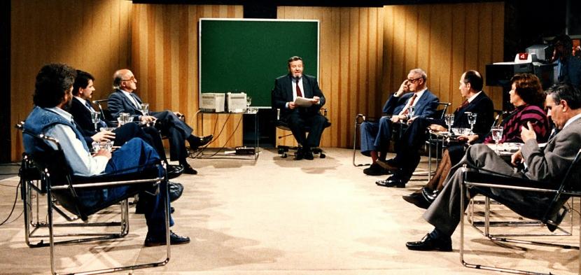 La Clave, en RTVE, con José Luis Balbín